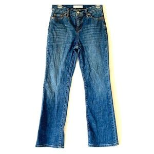 Levi's Sz 6 Perfectly Slimming Boot Cut 512 Jeans